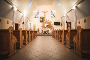 Kaplica w Strożach