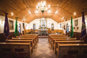Kaplica w Płowcach